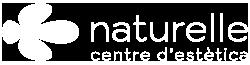 Nou logo naturelle negatiu